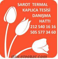 sarot termal kaplıcaları