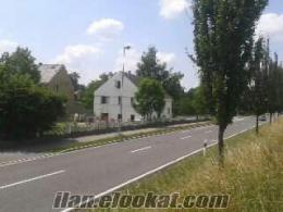 Almanyada müstakil ev Fethiyede n emlakla takas