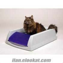 ScoopFree Ultra Kendini Temizleyen Otomatik Kedi Tuvaleti
