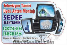 Konya Uydu Receiver Alıcı Çanak Anten Arıza Arızaları
