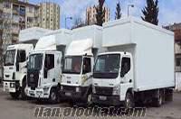 kiralık kamyon İstanbulda