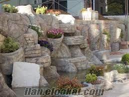 şelaleci yapay şelale gölet- dekoratif şelalecii şelale firması-