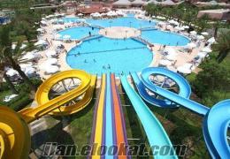 23 Nisan Antalya Ultra Herşey Dahil Tatil