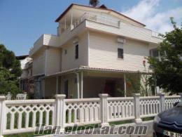 antalyada satılık dublex villa