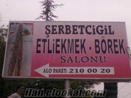 ŞERBETCİGİL ETLİEKMEK SALONU