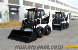 GALEN GRUP - WS65 MİNİ LOADER POLAR WOLVERINE MARKA (SKİD STEER LOADER)