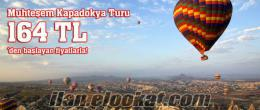 İstanbuldan kapadokya turları