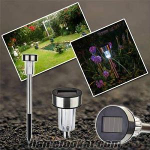TOPTAN Kablosuz Solar Bahçe Lambası
