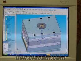 Plastik Kalıp Tasarımcısı, Ustası ve CNC Operatörleri