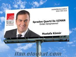 Bahçeşehir Spradon Quartz Toki Devirli Fırsat 3+1 Daire