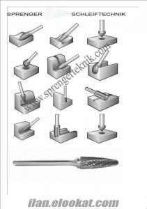 rotary carbide burr