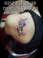 3 aylık 5 aylık 1 senelik geçici dövme - dövme hakkında bilgiler - tattoo murat