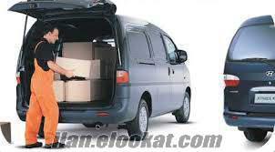 Hyundai Starex - Kiralık Panelvan Kiralama