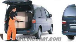 Güven Rent a Car Panelvan Kiralama