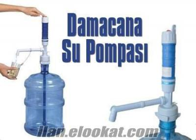 TOPTAN ADAPTÖRLÜ ŞARJLI DAMACANA SU POMPASI TOPTAN SU POMPALARI!!!