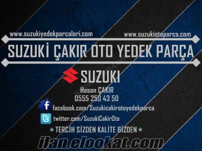 SUZUKİ S-CROSS ÖN TAMPON ÇAKIR OTODAN