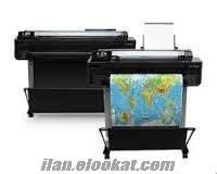 HP Designjet T2500 eMultifunction Printer Plotter