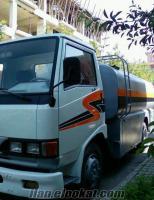 1991 model hino akaryakıt tankeri