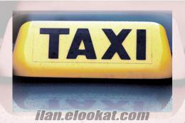 kıralık doblo taksi
