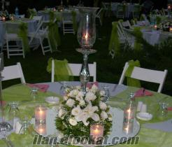 Düğün süslemeleri, Nikah Organizasyonları, Ankara düğün organizasyonu