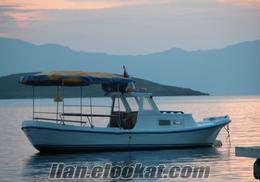eski foça kiralık tekne oltacılara 1