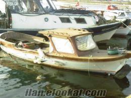 acil satılık 6, 30 balıkçı teknesi