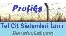 Yeni Nesil Çit Sistemleri İzmir