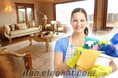 evlere uygun fiyata temizlikçi bayan gönderilir
