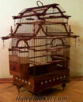İstanbul avcılarda satılık 2.el ahşap saka kafesleri