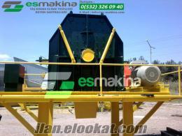 satılık Tersiyer kırıcı konkasör tesisi Es-makina