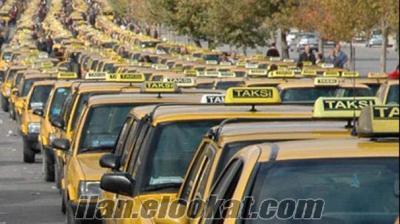 adanada taksi plakası lazım satın alınır