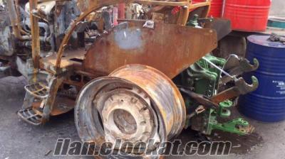 Konya traktör çıkmacısı