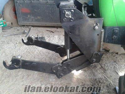 İzmir Ödemiş traktör kepçe