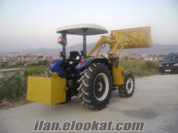 portatif - hidrolik traktör ön yükleyici kepçe