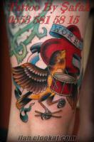 tattoo by şafak dövmeci şafak şişli dövmeci