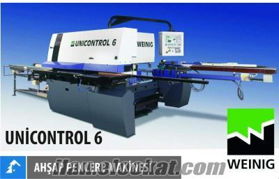 sahibinden satılık unicontrol 6 cnc pencere makinası ıv60-ıv68 leitz bıçak seti
