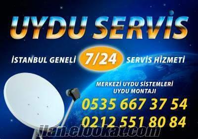 bakırköy uydu servisi