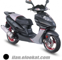 SCOOTER MOTORAN 2007 MODEL KAZASIZ