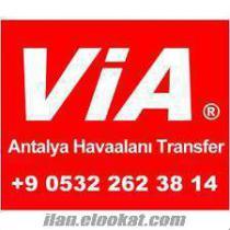 Datça Transfer 170 TL Datça Ulaşım Dalaman Havaalanı