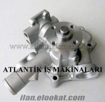 YANMAR FORKLİFT DEVİRDAİM forklift engine parts yanmar 4d94e waterpump komatsu