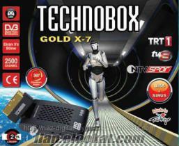 CityBox Mini Gold Uydu Alıcısı