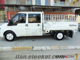 Tokat/Erbaa - Ford Transit Çift Kabin 2005 Model