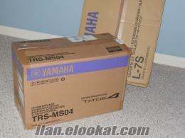 Yamaha Tyros 4 ile 2 ekstra TRS-MS04 Hoparlörler