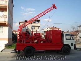 satılık zemin etüt ve maden karot sondaj makinası