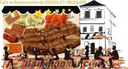 Tekirdağ köftesi ve et ürünleri özgün marka