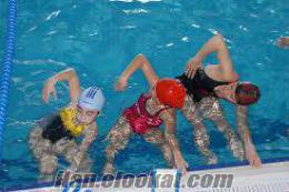 Antalya Özel yüzme dersi