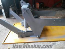 Traktör ön hidrolik kol PTO imalatı CANLI TARIM İŞ MAKİNALARI