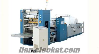 Laminasyonlu Z Katlama Makinası - Dispenser Z Havlu Makinası