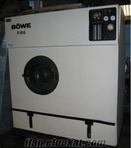 Böwe P 414 Kuru Temizleme Makinasi ve Kuru Temizleme Aparatlari