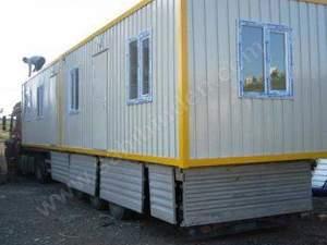 amasya konteyner prefabrik yapı